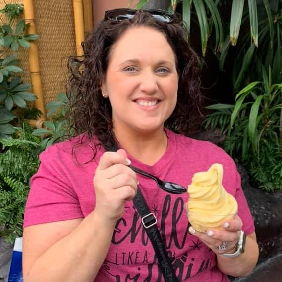 misty with a dole whip