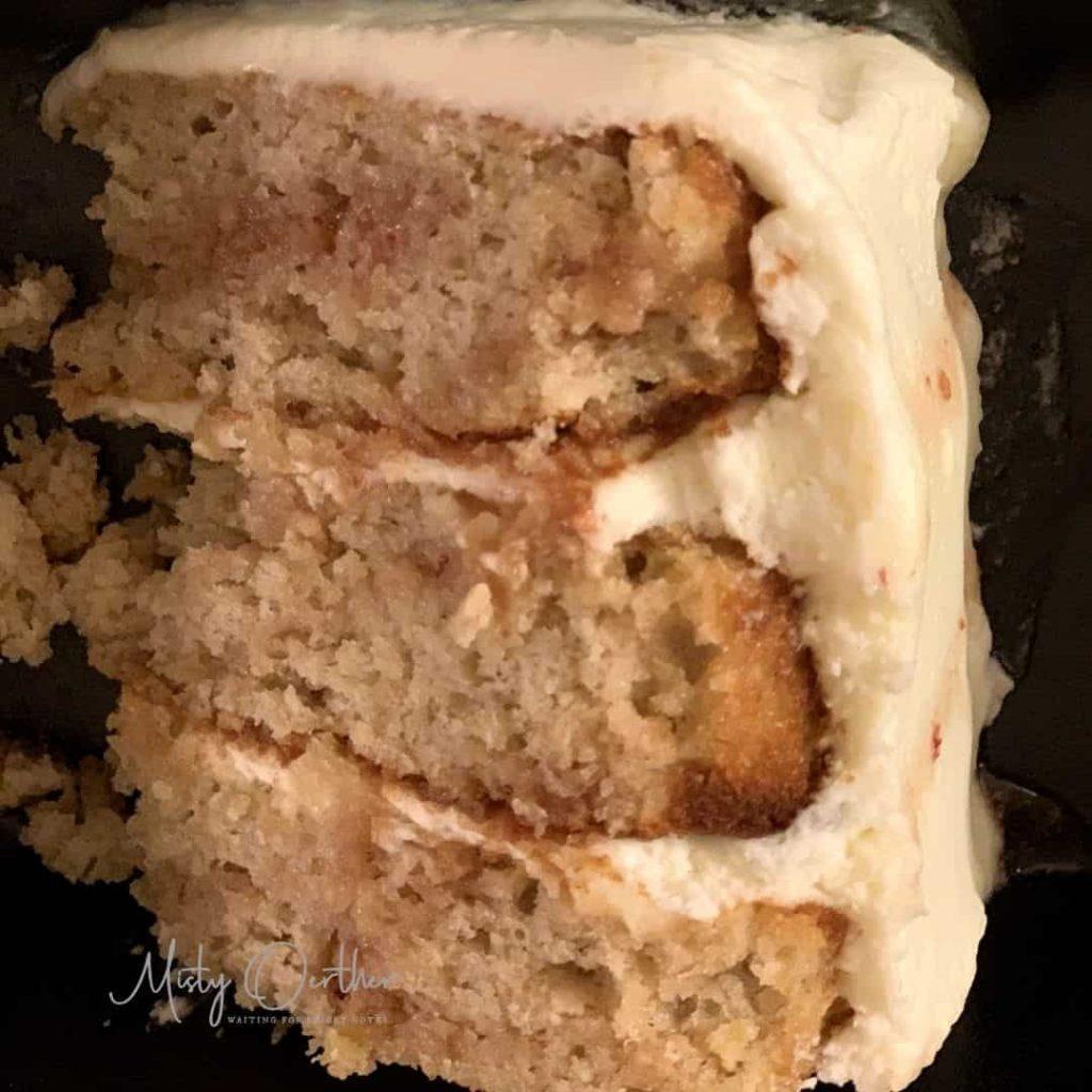 food image, Chef Art Hummingbird Cake